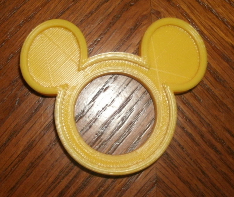Mickey Mouse Special Occasion Birthday Party Napkin Ring With Ears Disney Jr. Clubhouse Made in the USA - PR762