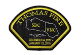 Thomas Fire Patch