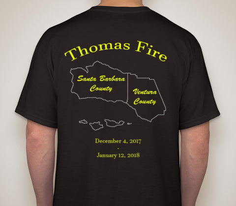 Thomas Fire T-Shirt