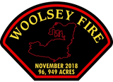 Woolsey Fire Patch