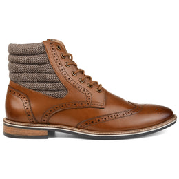 Thomas & Vine Men's Apollo Wingtip Boot