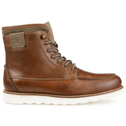 Thomas & Vine Men's Donovan Moc Toe Boot