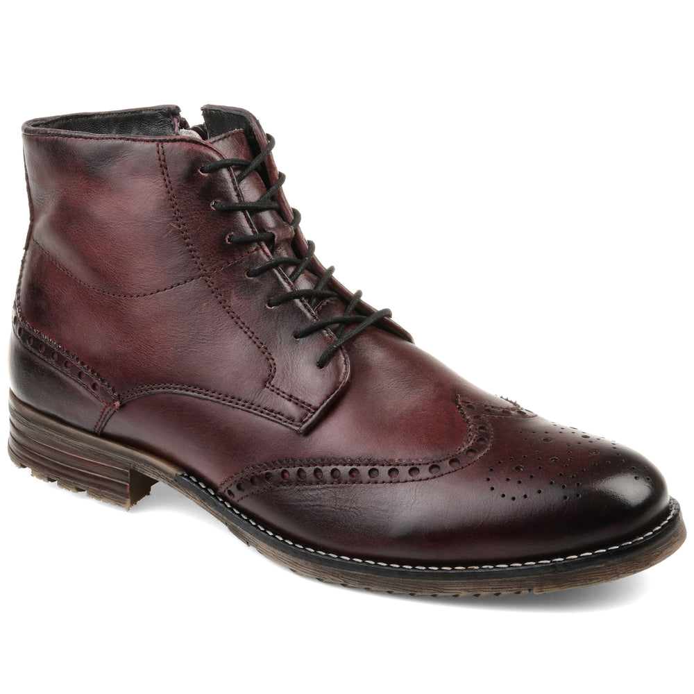 Thomas & Vine Men's Ryker Wingtip Boot