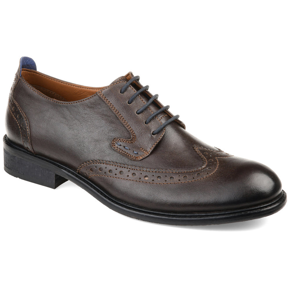Thomas & Vine Men's Uriah Wingtip Derby