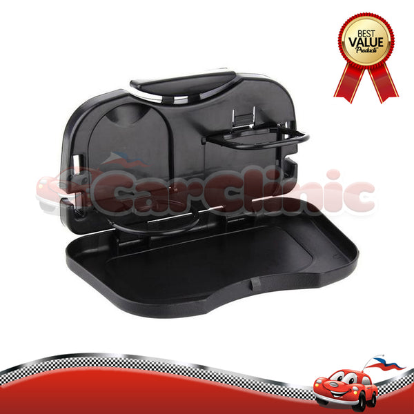 Foldable Car Seat Back Drink Holder