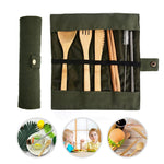 Reusable Cutlery Travel Set