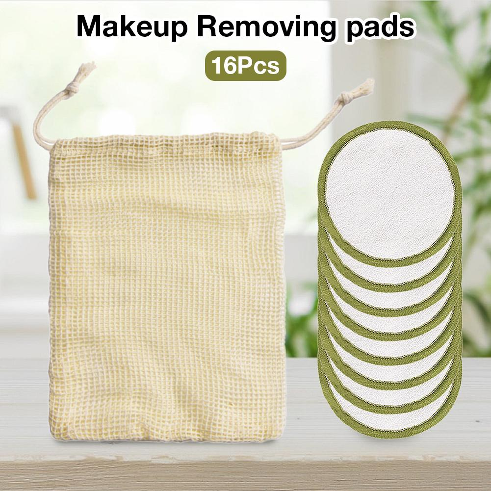 Reusable Cotton Face Pads