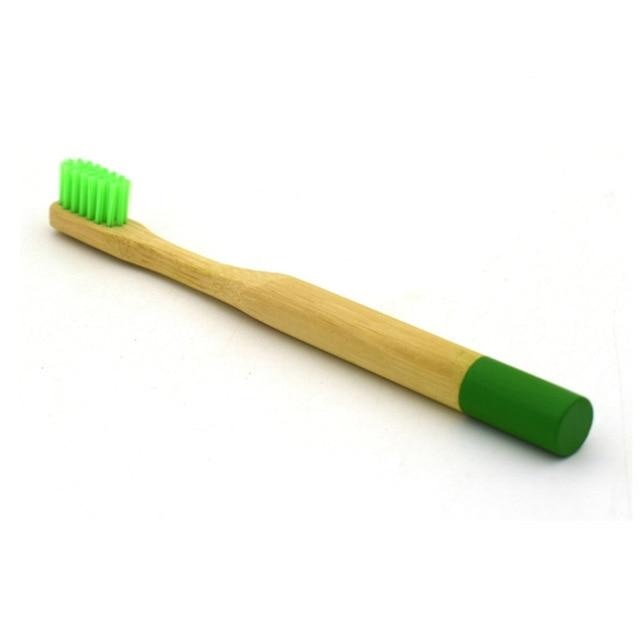 Brosse à dents Bambou - L'Eco-kids - Ecoteeth