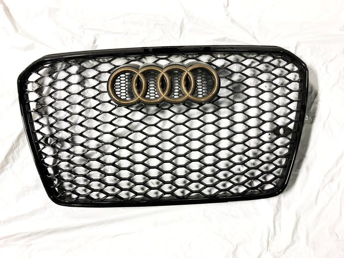 Audi A5, S5 Front Grill