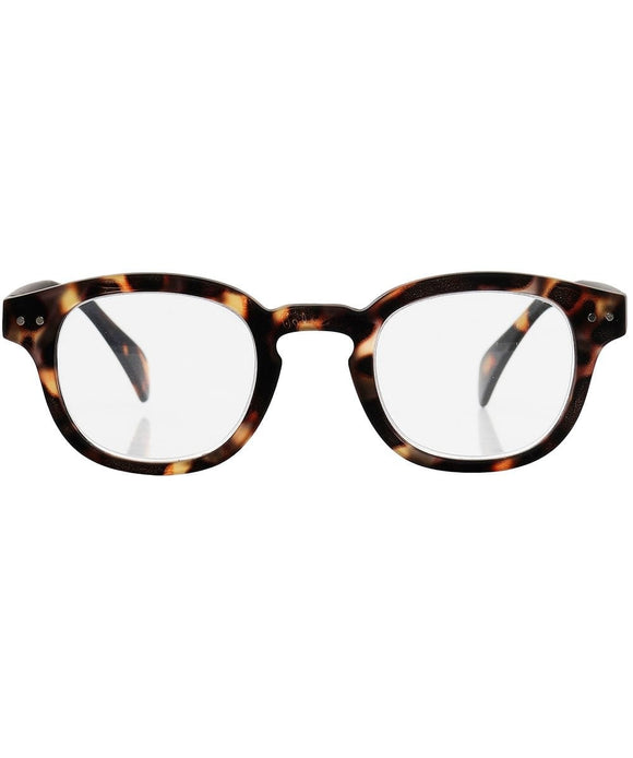 Izipizi  dark tortoise reading glasses