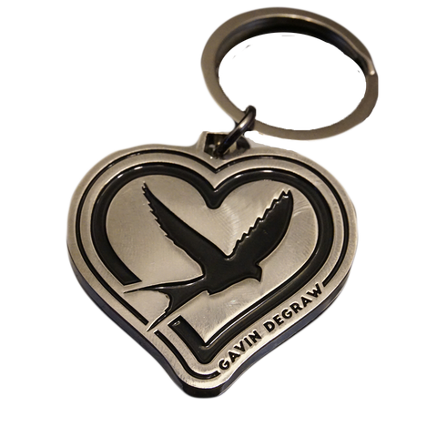 Sparrow Key Chain