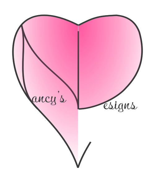 Nancy's Designs logo-sterling silver jewelry designer
