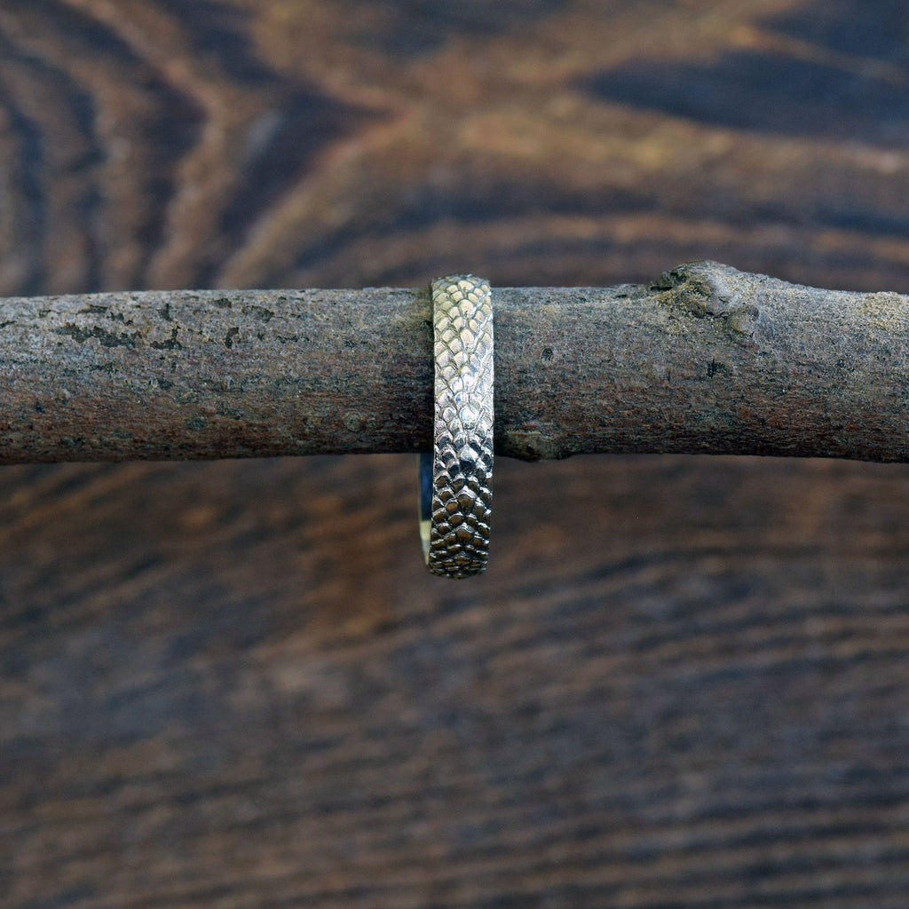 Crocodile Stack Ring