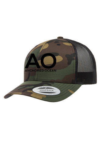 AO Classic Structured Trucker Hat