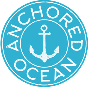 Anchor Sticker - 4x4