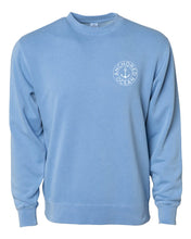 Load image into Gallery viewer, Live Life Anchored Crew Fleece