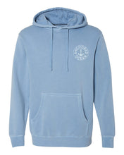 Load image into Gallery viewer, Live Life Anchored Hooded Fleece