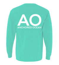 Load image into Gallery viewer, AO Classic Long Sleeve Pocket Tee