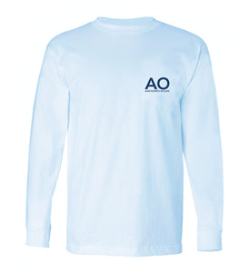 AO Marlin Long Sleeve Tee