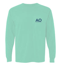 Load image into Gallery viewer, AO Deep Sea Longsleeve Tee