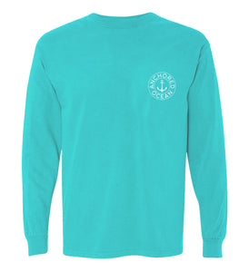 Live Life Anchored Long Sleeve Tee