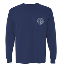Load image into Gallery viewer, AO Circle Long Sleeve Tee
