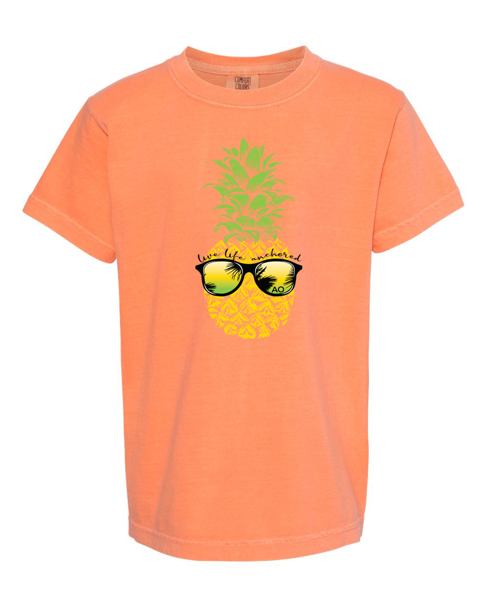 AO Pineapple Youth T-Shirt