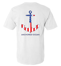 Load image into Gallery viewer, Anchor Flag T-Shirt