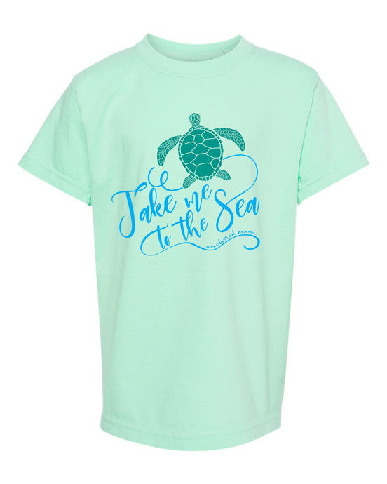 AO Turtle Youth T-Shirt