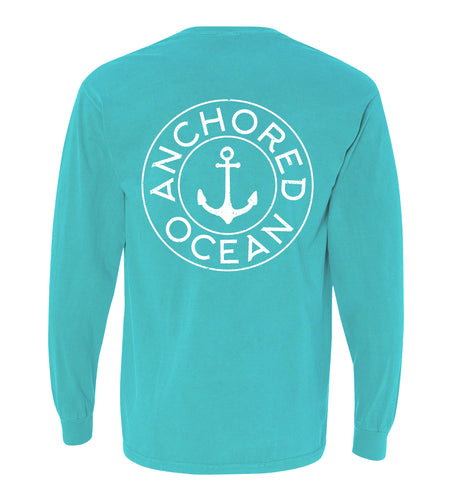 AO Circle Long Sleeve Tee