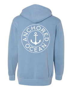 AO Circle Hooded Fleece