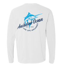 Load image into Gallery viewer, AO Marlin Long Sleeve Tee
