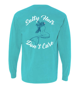 Mermaid Long Sleeve Tee
