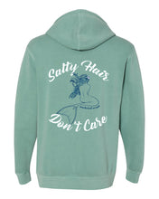Load image into Gallery viewer, Mermaid Hooded Fleece