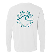 Load image into Gallery viewer, AO Wave Longsleeve Tee