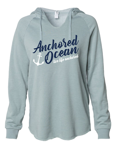 Anchor Women's Pullover Hoodie