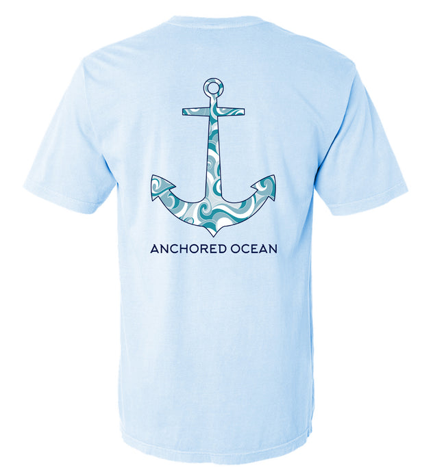Anchor Waves T-Shirt