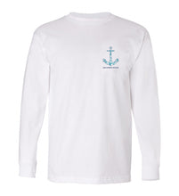 Load image into Gallery viewer, Anchor Waves Long Sleeve Tee