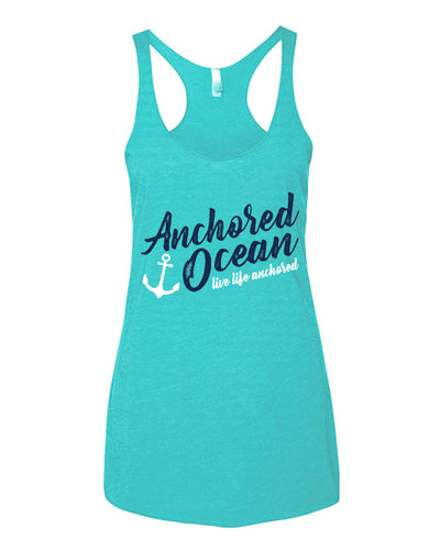 Anchor Ladies Tank