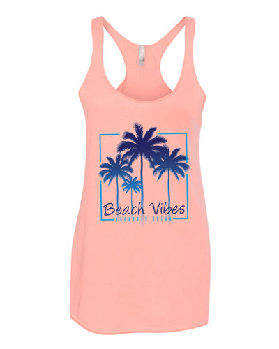 Beach Vibes Ladies Tank