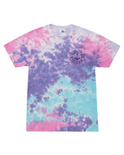 Load image into Gallery viewer, AO Circle Tie-Dye T-Shirt
