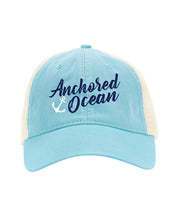 Load image into Gallery viewer, Anchor Unstructured Trucker Hat