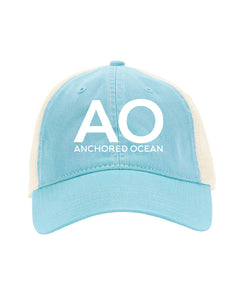 AO Classic Unstructured Trucker Cap