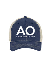 Load image into Gallery viewer, AO Classic Unstructured Trucker Cap