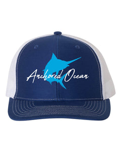 Marlin Structured Trucker Hat