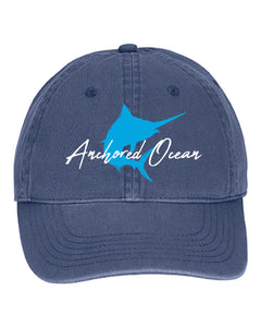 Marlin Dad Cap