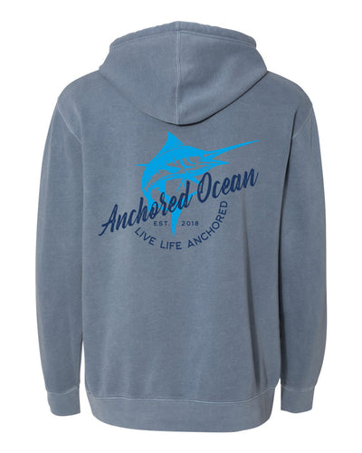 Marlin Hooded Fleece