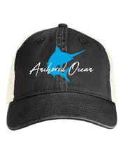 Load image into Gallery viewer, Marlin Unstructured Trucker Cap