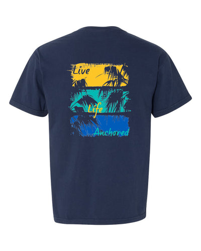 Painted Palms T-Shirt