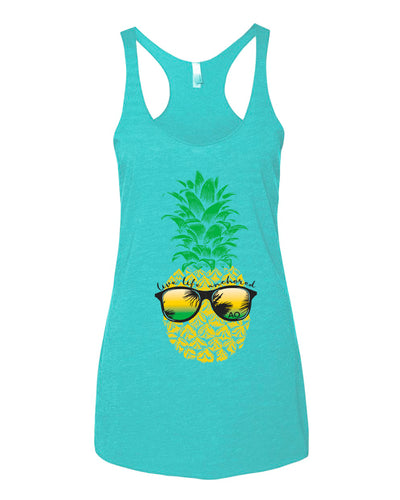 Pineapple Ladies Tank